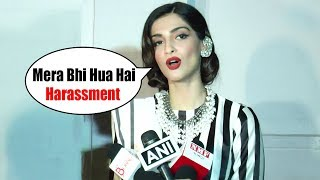 Sonam Kapoor's STRONG REACTION On Me Too | #MeToo Movement