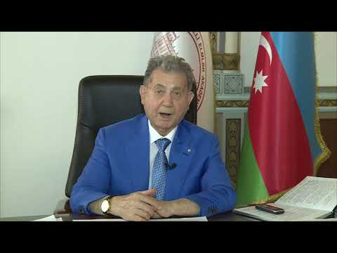 Acad. Akif Alizadeh, President of the Azerbaijan National Academy of Sciences
