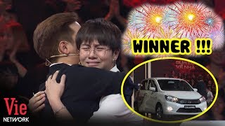 Duy Khánh xúc động ôm chầm Trường Giang khi trúng đậm chiếc xe hơi nửa tỷ đồng l ĐƯA EM VỀ NHÀ