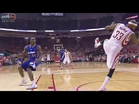 Corey Brewer Fined $5K for This Embarrassing Flop