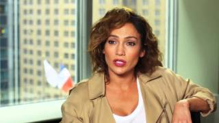 Jennifer Lopez Interview - Shades of Blue (Part 1)