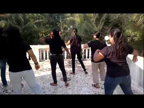 Making of Chikni chameli by UNBELIEVABLES.mp4