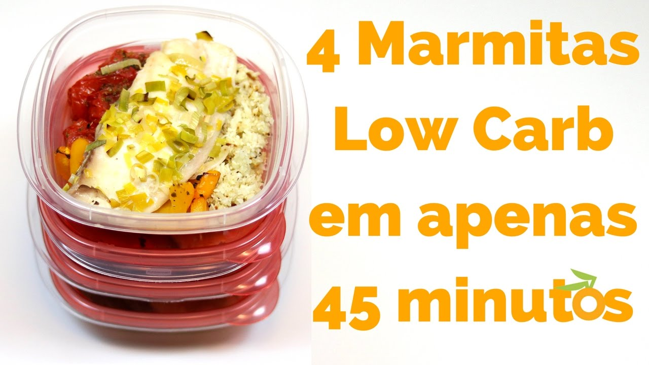 dieta low carb cardapio semanal barato