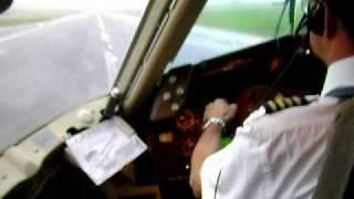 Decolagem - Boeing 767 TAM - SBGR/SBGL
