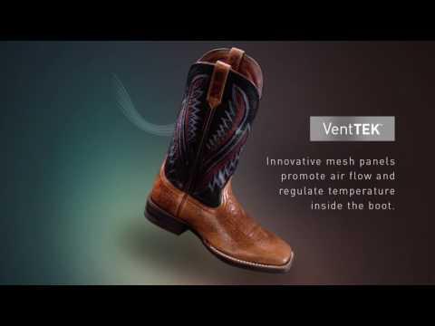 77c47447f35 Heritage Roughstock VentTEK Western Boot