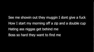 NEW Juicy J - Show Out (feat. Young Jeezy & Big Sean) (Lyrics on screen)