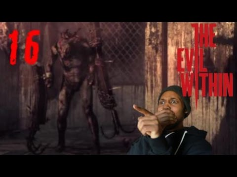 CATCH THIS WORK SUCKAS | The Evil Within - Part 16 [Chapter 10]