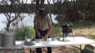 Happy Camper Gourmet - Cast Iron Boys - Corn Cob Damper
