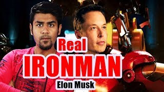 Elon Musk Is IRONMAN ? | Who is Elon Musk and why he is so popular ?