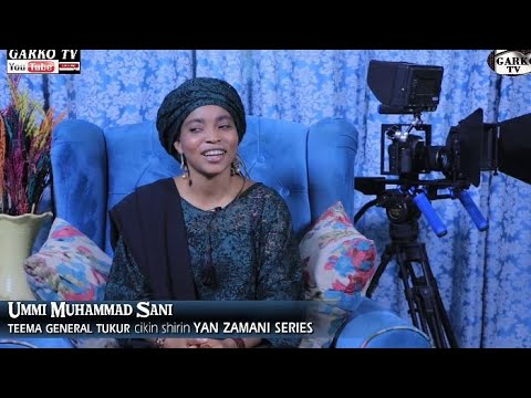 Download Yan zamani behind the scenes with TEEMA GENERAL TUKUR ummi karama