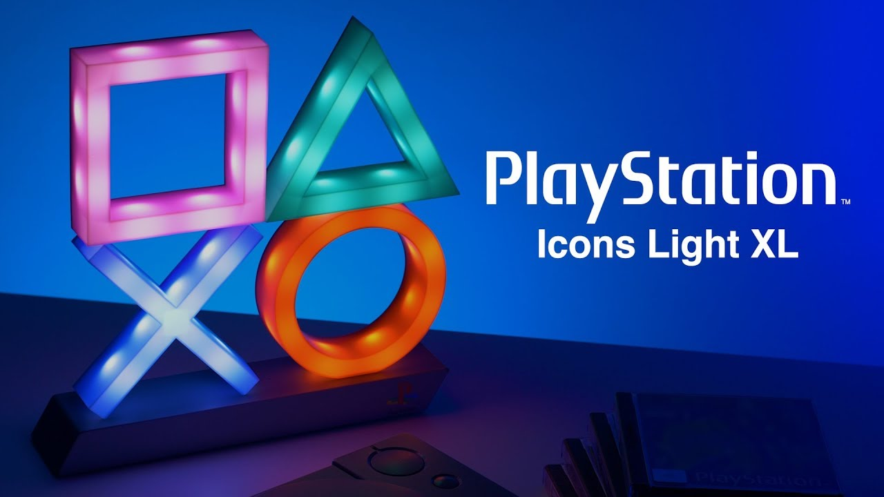 Ps4 Icon Lights