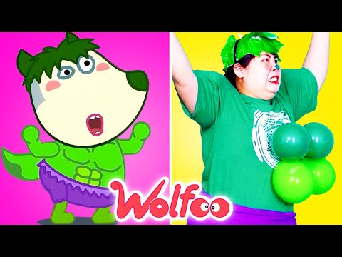 Download WOLFOO WITH ZERO BUDGET! (WOLFOO FUNNY ANIMATED PARODY) | Hilarious Cartoon