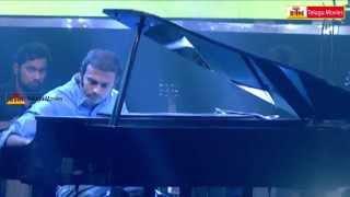 Manam Theme Music Performance || Manam Sangeetam || ANR, Nagarjuna