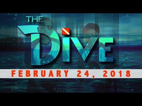 Dive with the sharks in Malaysia | The Dive