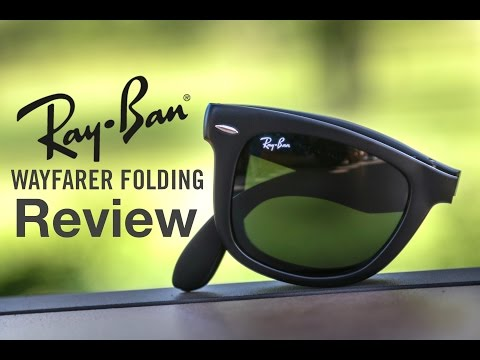 Ray-Ban Folding Wayfarer Review