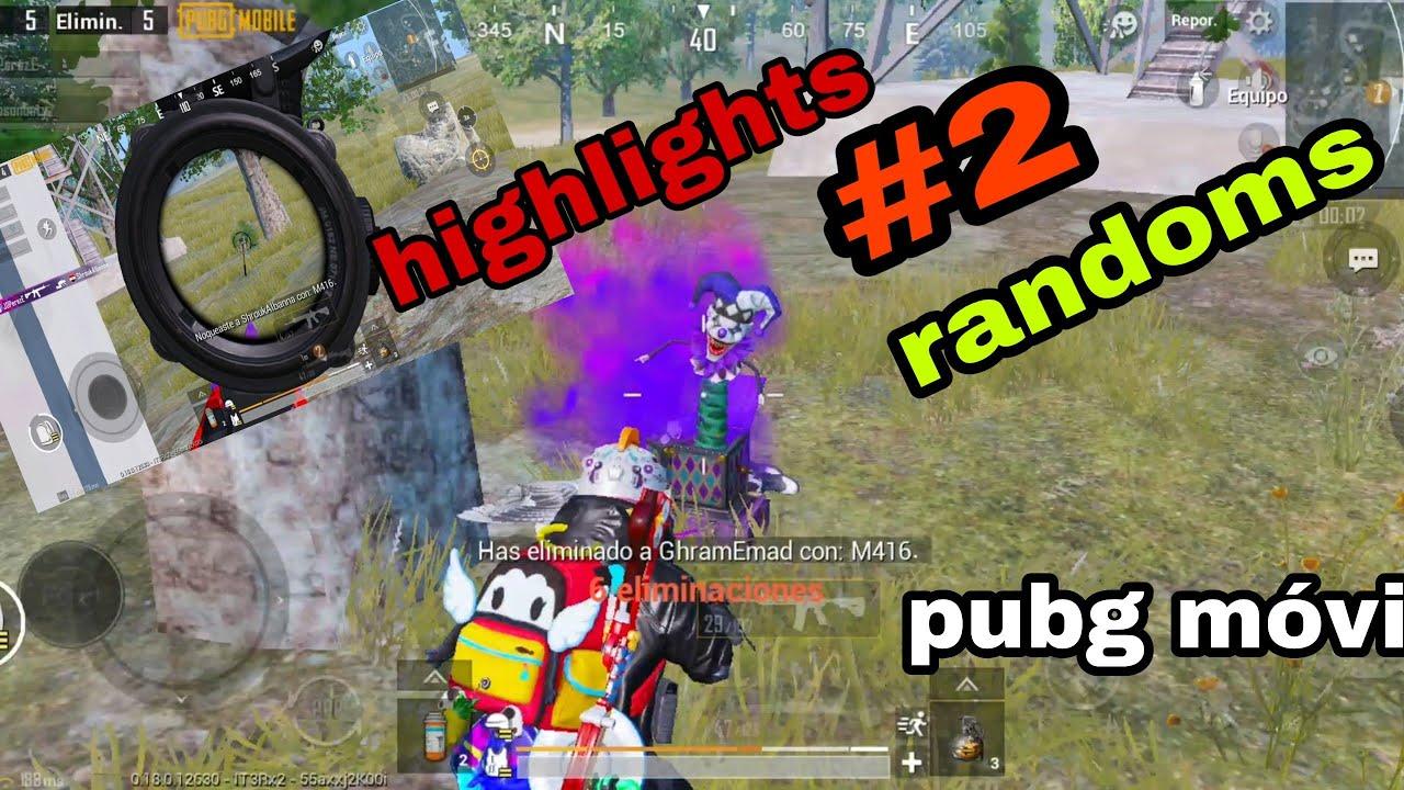 Highlight #2 jugando random 😁😁😁😁👈👈 2dedos / note10+