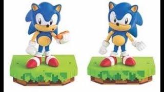 New Sonic Toys 2018 (Tomy)