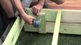 Modular Decking By Good Times Co - How To Install