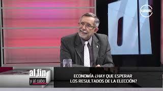 Alfredo Blanco: Economía ¿Hay que esperar los resultados de la elección?