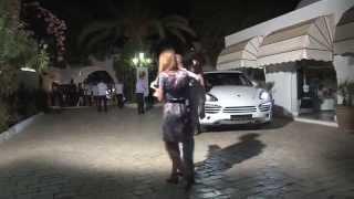 Porsche Beach Party 2013