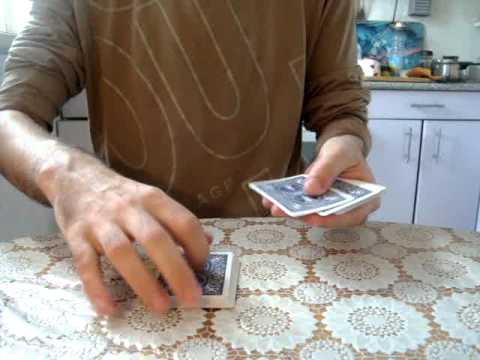 Видео: Фокусы с картами - Невероятное превращение карт - Обучение - Kaminskiy Vadim