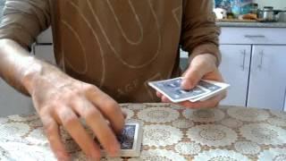 Фокусы с картами - Невероятное превращение карт - Обучение - Kaminskiy Vadim