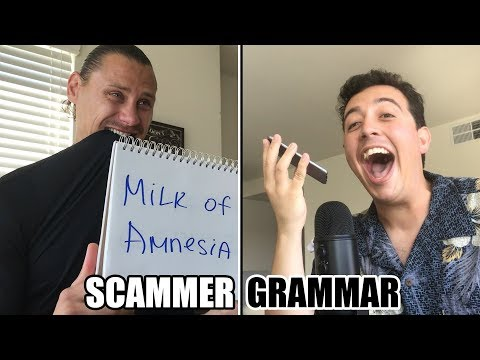 Wasting EPIC Scammer Time (Scammer Grammar)