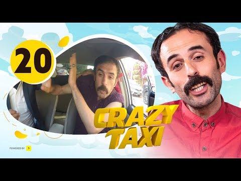 Crazy Taxi HD  | 😂😂 كريزى تاكسي الحلقة العشرون | مندوب مبيعات