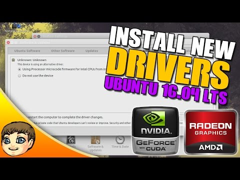 How to Install Proprietary Drivers in Ubuntu // Ubuntu 16.04 Tips