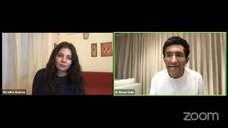 Yourstory's Founder Shradha Sharma talks to Dr Ritesh Malik on prevention & management of Covid