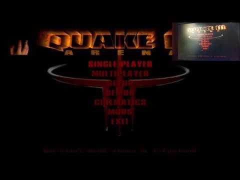 Quake 3, 05.05.19 - Aim Training / тренировка аима