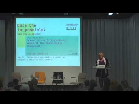 Dare the im_possible: Frauen an die Friedenstische