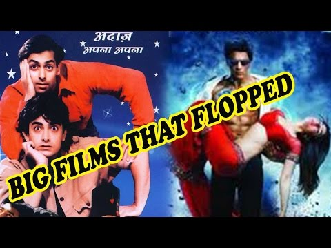 Shocking! 10 Great Bollywood Movies That Flopped At Box Office