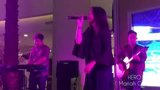 Hero - Mariah Carey (Live)