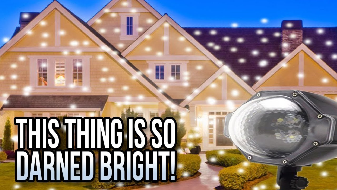 laser christmas lights outdoor holiday projectors - Outdoor Projection Lights For Christmas