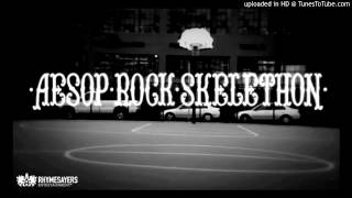 Watch Aesop Rock Crows 1 video