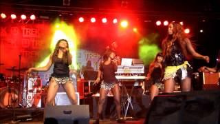 TIWA SAVAGE STAR TREK PERFORMANCE ft DON JAZZY