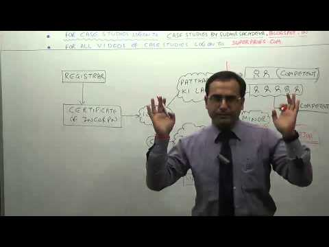 Case study 6 (Company Law case studies Video)