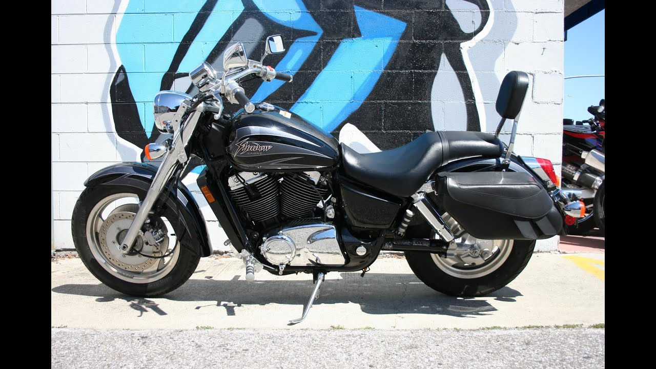 2001 honda shadow 1100 saber motorcycle for sale youtube. Black Bedroom Furniture Sets. Home Design Ideas