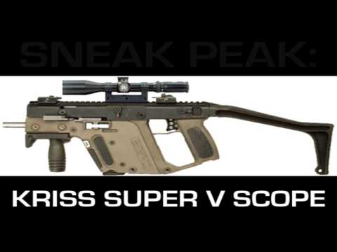 [CF] Kriss Super V-SCOPE (SNEAK PEAK)