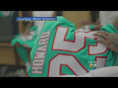 Miami Dolphins Unveil New 'Historically Modern' Uniforms