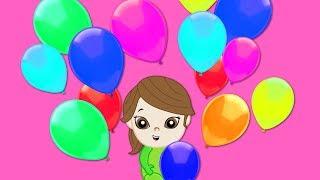 PRINCESS LOLA´S BALLOONS 👑 Cartoons For Kids