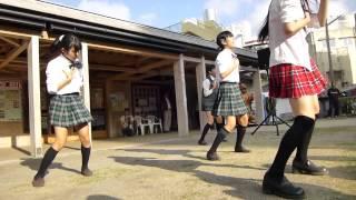 アニソン&アイドル祭り 2nd にぎわい広場 RYUKYU IDOL ユニット ラパン ...