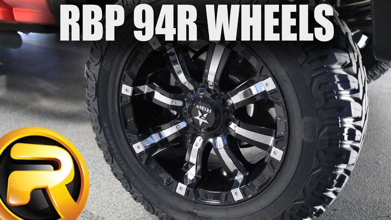 RBP 94R Wheels - Fast Facts - YouTube