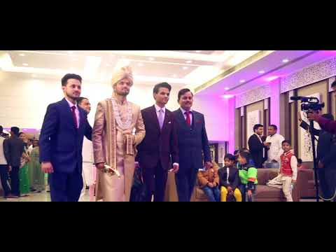 Kanishka talent hub wedding  look  part 1