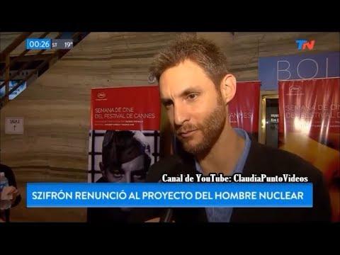 Damián Szifrón renunció al proyecto del Hombre Nuclear