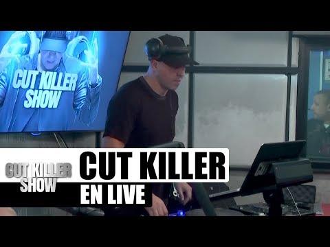 Cut Killer Show en live sur Skyrock