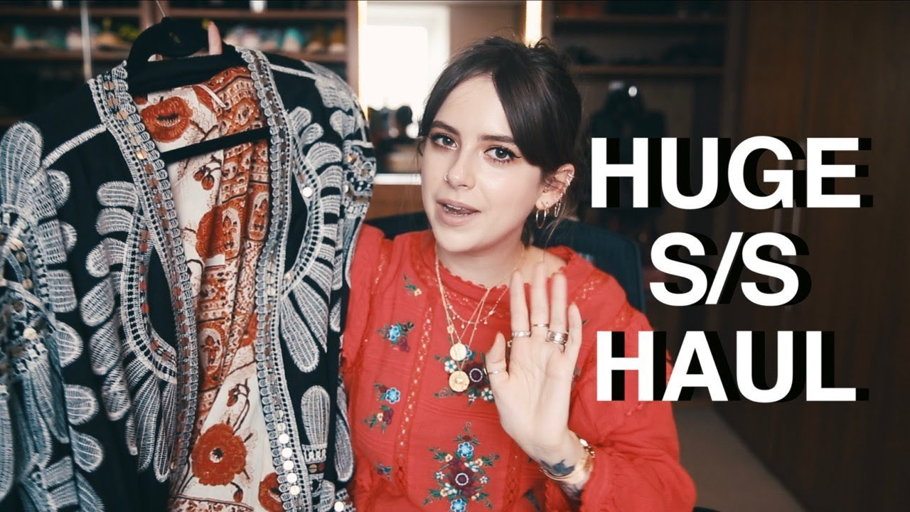HAUL: Free People + ASOS + Topshop + Dollskill | sunbeamsjess
