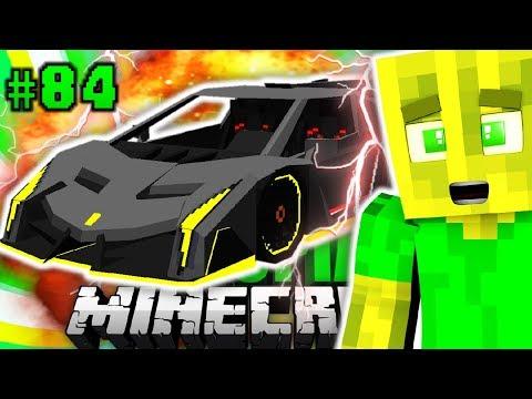 Der 4444PS LAMBORGHINI VENENO?! - Minecraft Utopia #084 [Deutsch/HD]