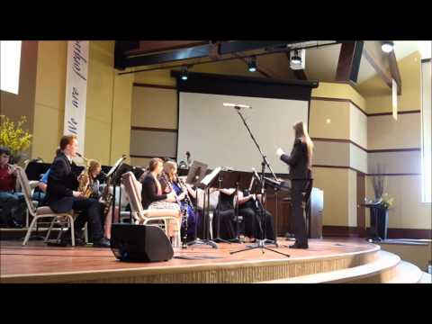 Geneseo Chamber Winds 1st Annual Concert: Royal Fireworks Music by Handel